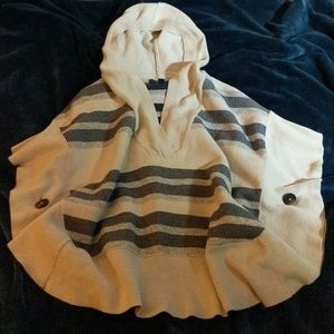 American Eagle Outfitters Bat Wing Poncho …